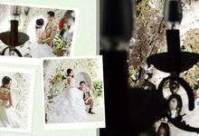 prewedd design by Cavaleda Album