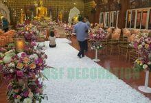 Pemberkatan di Vihara by Home Smile Florist