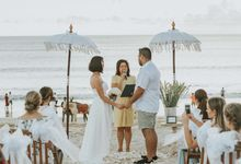 Vows Renewal of Mel & Hayden by Events & Moments Bali