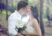 Adel & Jonathan Pre Wedding by My Creation Art
