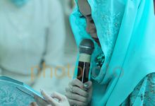Fati & Dwi Wedding by photofoto Photography
