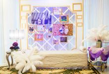 Liyana & Fairuz - Reception by Cubic Foto by PlainPaperpaint Production