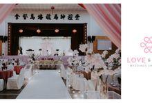 Celebrating Charlie & Rue Wen by Love & Love Wedding Planner