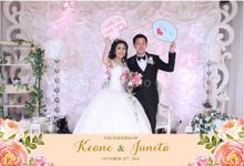 The Wedding of Keane And Junita by Moments To Go