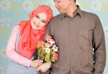 Prewedding Fanny - Awan by Letisia makeup