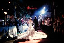 Timo & Fenny Wedding by Mahkota Wedding Organizer