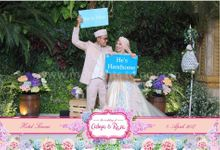 The Wedding of Reza And Cahya by Moments To Go
