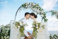 Alila Villas Uluwatu Wedding of Gary and Wendy - 23 September 2016 by Alila Villas Uluwatu