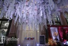 The wedding of Hadinata & Sherly by Eden Design