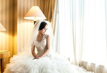 Wedding Andre & Sisca by LV photography