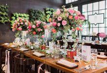 A Halia at Raffles Hotel Wedding Showcase 2015 by The Halia