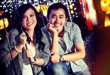 Hendy & Dina Prewedding by ALC Fotografie