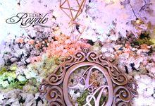 THE WEDDING ANDREE & MELINDA by Eden Design