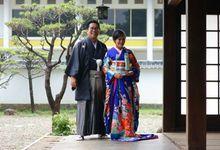 Foto Prewedding Bayu & Indri by Foto Kimono