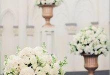 Weddings in White by Spellbound Weddings