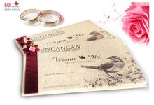 Wedding Invitation Card by GO!design Media Graphic