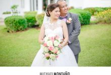 Gecyl & Melvin Wedding Day by Michael Montaño Photography