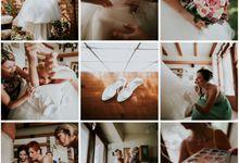 Reka & Krisztian wedding by Peter Simon Photography
