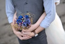Preserved Bridal Bouquet by One Olive