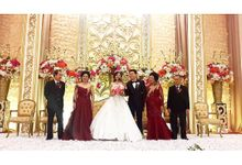 Wedding of Chendra & Myrna by The DayZ Wedding Planner