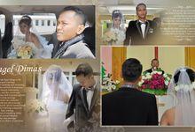 Wedding Angel & Dimas by Friesma Photography