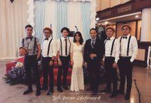Suci & Gagar Wedding by Sixth Avenue Entertainment