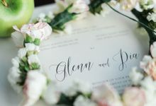 Glenn and Pia Wedding by Innographs