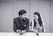 Engagement Nikhil & pooja by Hakim Creation Photography