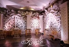 THE WEDDING IDIA & HALIM by Eden Design