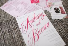 Anthony and Bianca Wedding by Innographs