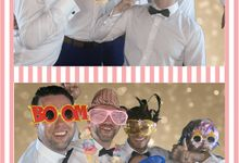 Wedding Reception by Denni Photobooth