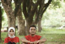 Tunjung & Rina Prewedding by ALC Fotografie