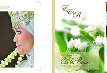 Album Kolase Pernikahan Eko & Rina by oneclick.photo