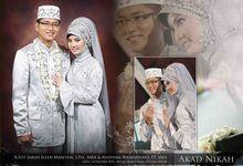 Akad Nikah Ellen dan Andika by FotoimOet