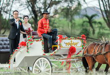 Teddy & Gabby Wedding by Mahkota Wedding Organizer