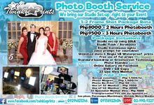 One  Shot Photobooth  Polaroid Style Photobooth by Twinkle Prints