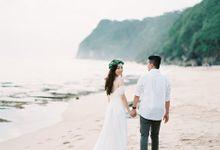 Prewedding M & A by Nika di Bali