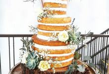 WEDDING CAKE featuring LUX  FLORAL by Sucré Pâtissier and Chocolatier