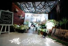 THE WEDDING OF ERFAN & EVELYN by Eden Design