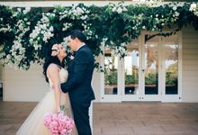 Anna and Peter - Verandahs Byron Bay Wedding by Figtree Wedding Photography