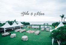 Yulia and Moses Wedding at Phalosa by Delont Photoholic