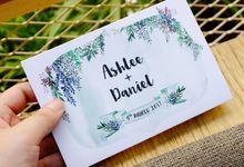 ASHLEE & DANIEL by Jolly's Little Dreams