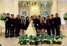 Rizal & Meliana by MUSE Event Planner