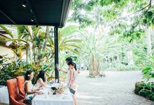 Our Wedding: A Garden Story by Halia at Singapore Botanic Gardens by The Halia