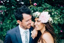 Cassandra and Mark - Byron View Farm Wedding by Figtree Wedding Photography