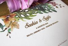 Saskia & Syifa Traditional Wedding by Jolly's Little Dreams