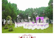 Celebrating Weei Horng & Yen by Love & Love Wedding Planner