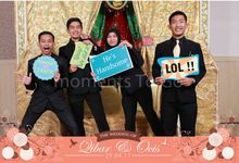 The Wedding Of Qibar & Ocis by Moments To Go