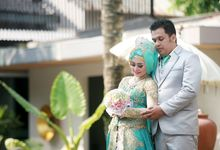 Wedding Aji & Devi by antemeridian