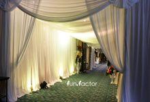 Kasim & Putri Wedding by Fun Factor Decoration